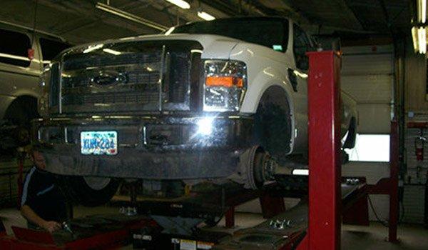 Mechanic Shop Repair