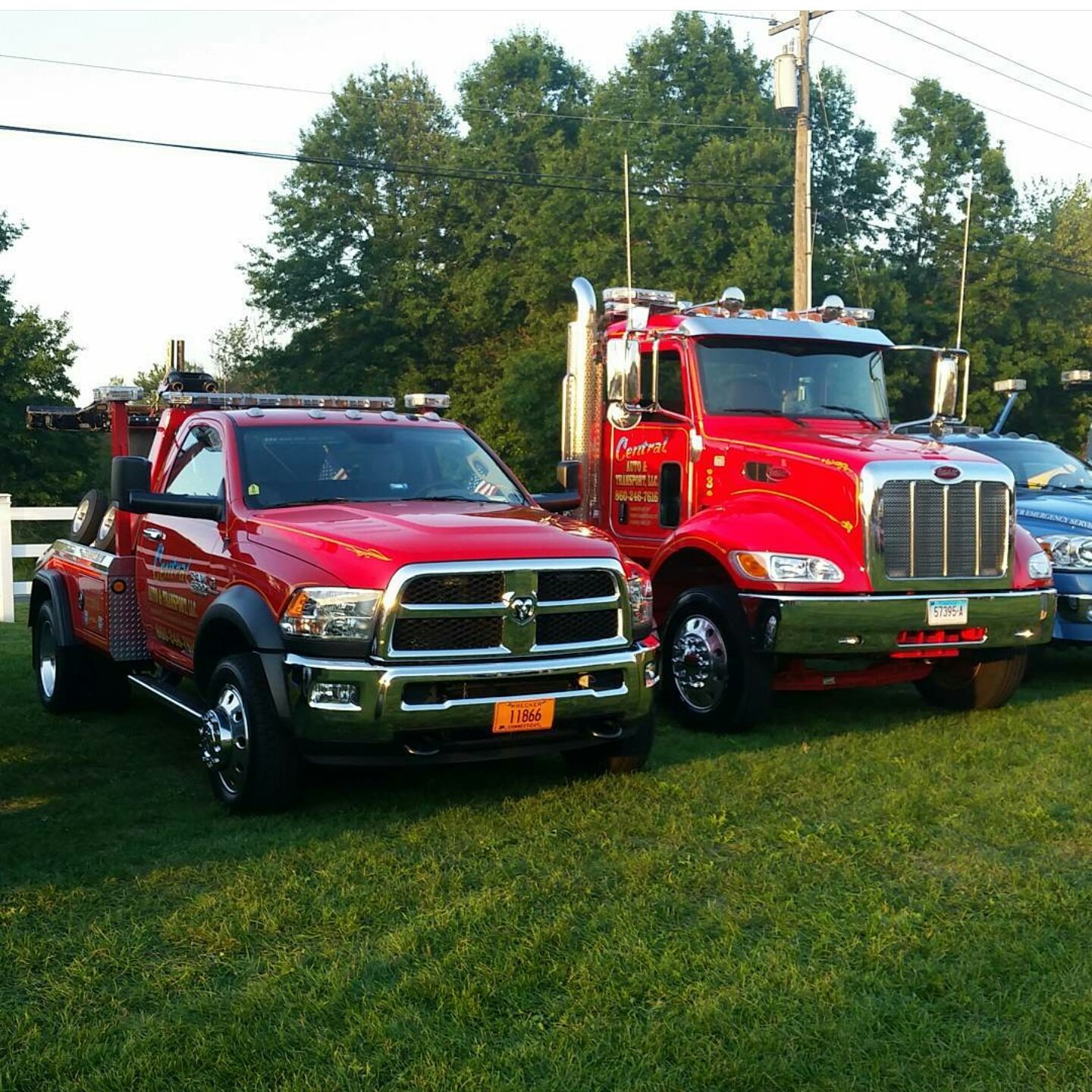 Central Groups Tow Trucks