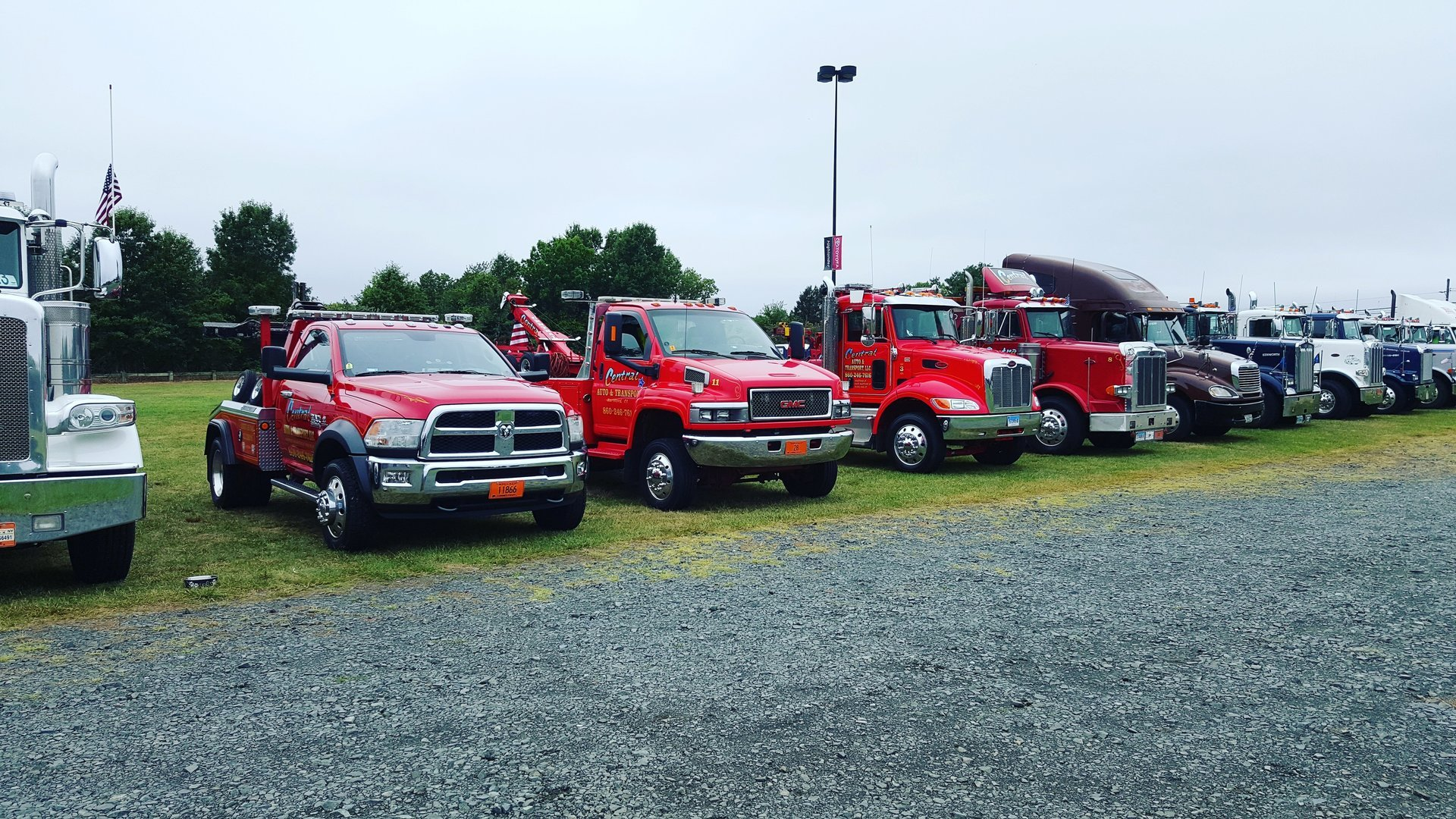 Central Groups Service Trucks