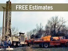 Well Drillers - Dowagiac, MI - Mosier James Lewis Well Drilling