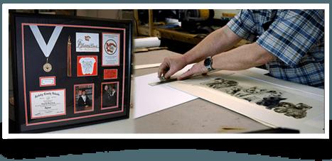 Framing | Martinsburg, WV | Queen Street Gallery | 304-263-9495