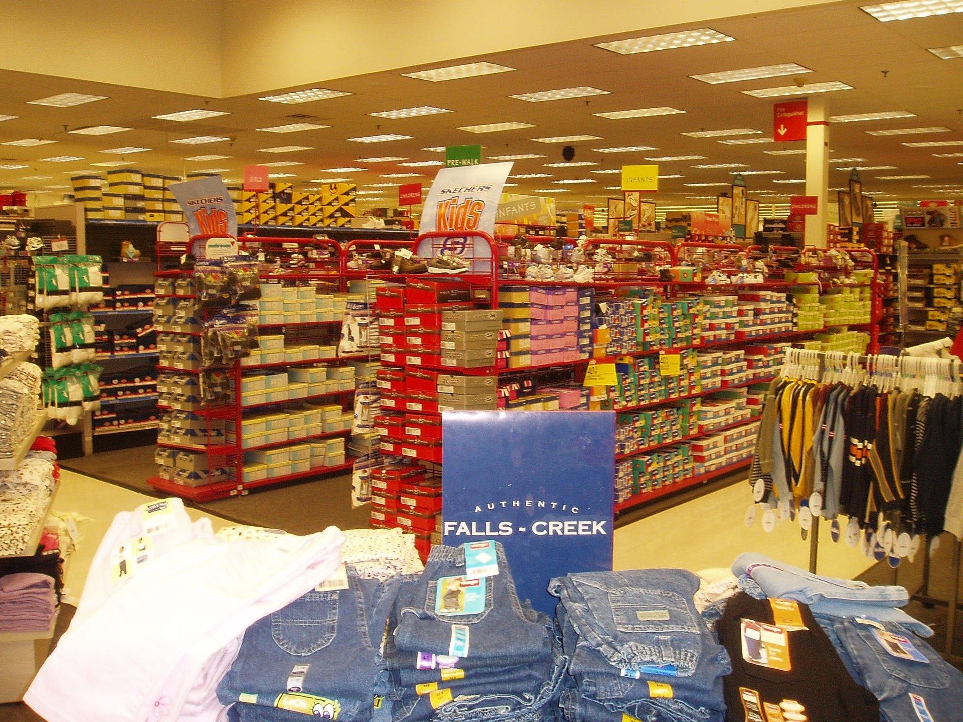 Meijer Store Interior