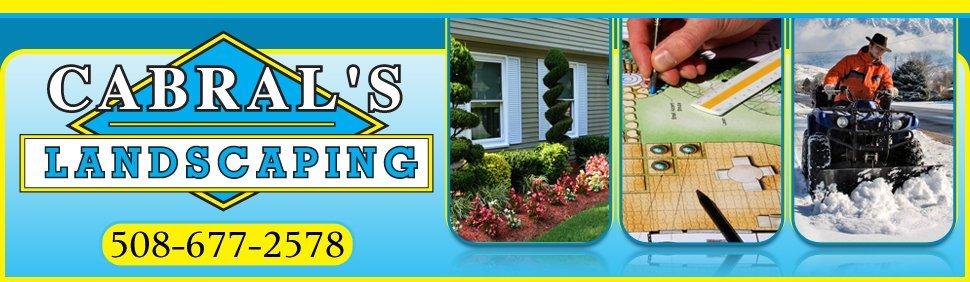 Landscaper, lawn care, lawn service, lawn maintenance - Swansea Center, MA - Cabral's Landscaping