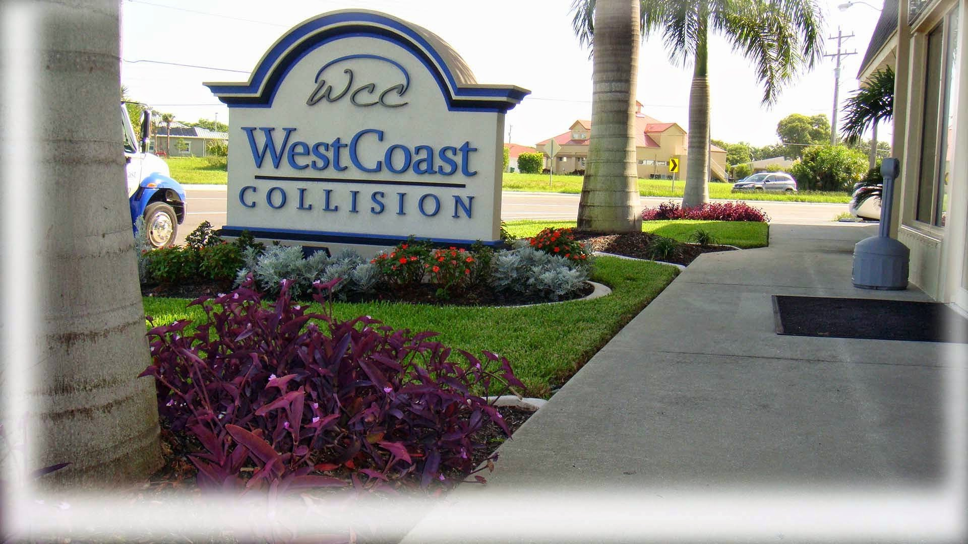 West Coast Collision | Sign