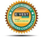 EVEST Authorized Contractor Stamp