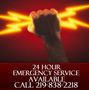 Residential Electrician - Highland, IN  - Foster Electric, Inc. - 24 Hour Emergency Service Available Call 219-838-2218