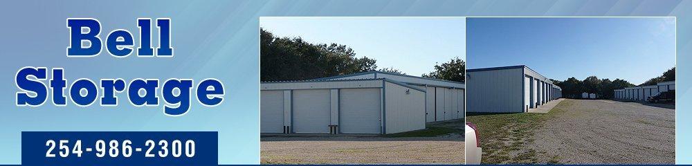 & Storage Units Temple TX - Bell Storage