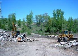 Demolition Landfill | Morristown, MN | Timm Trucking & Excavating Inc | 507-685-2222