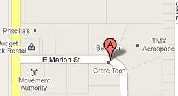 Crate Tech - 8110 E. Marion St Wichita, KS 67210