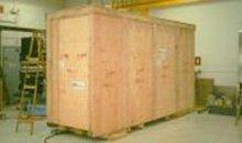 Cargo Crating - Wichita, KS - Crate Tech