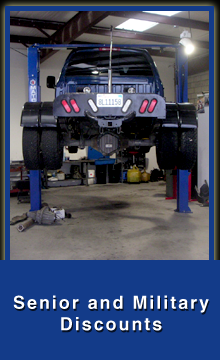 Auto Transmissions - San Jacinto, CA - Performance Transmissions - Senior and Military Discounts