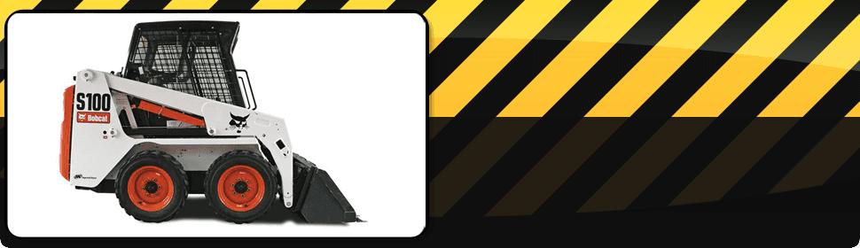 A skidsteer