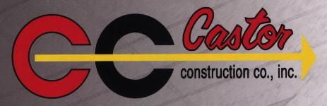 Castor Construction - Logo