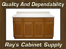 Cabinet Hardware - New Port Richey, FL - Ray's Cabinet Supply - Hardwood Cabinet