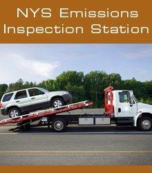 Emissions Inspection - Amagansett, NY - T&B Auto Service, LLC