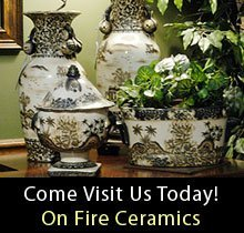 Pottery - Casper, WY - On Fire Ceramics - Come Visit Us Today!