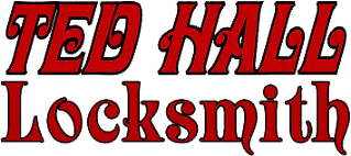 Ted Hall Locksmith - Logo