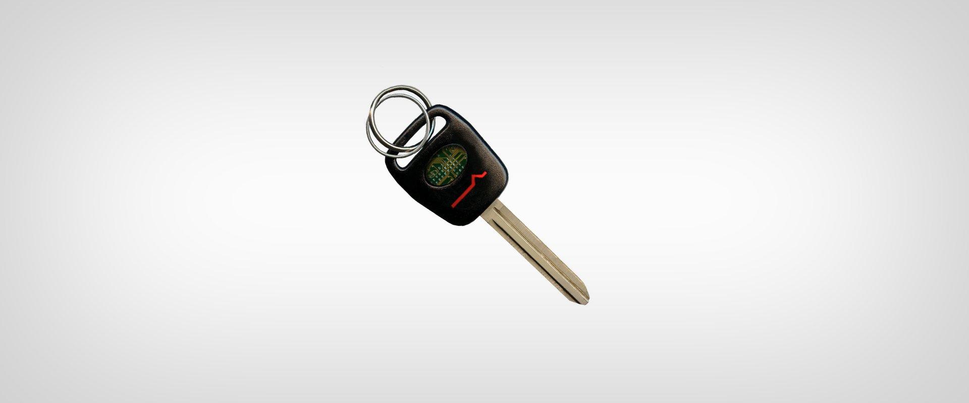 Chip Car Key