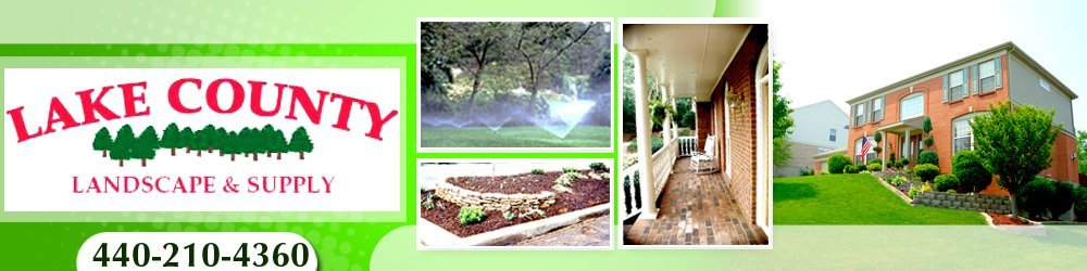 Landscaping Painesville Township, OH - Lake County Landscape & Supply Inc.
