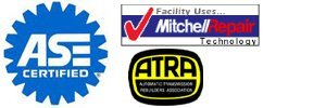 ASE, ATRA and Mitchell Repair Technology