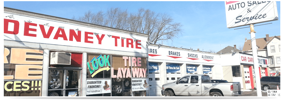 devaney tire and auto repair east providence ri. Black Bedroom Furniture Sets. Home Design Ideas
