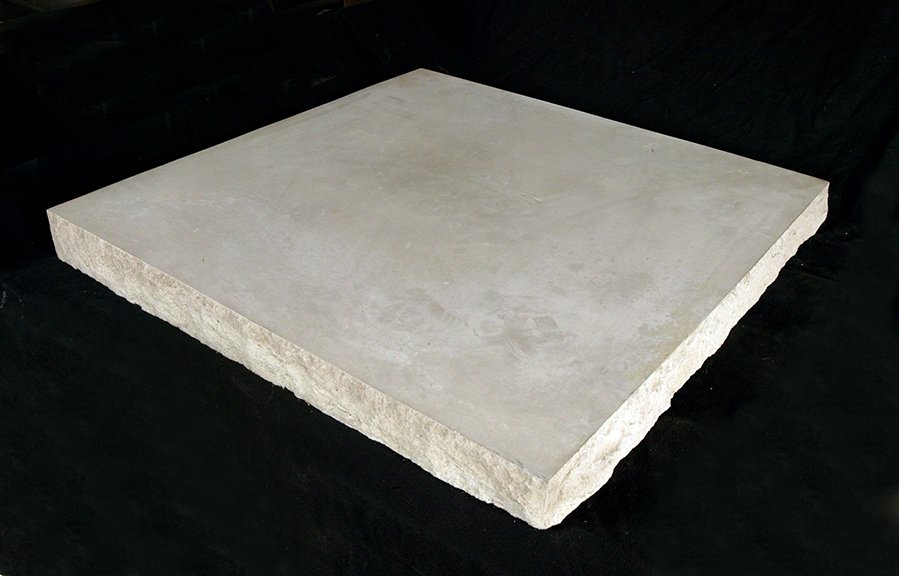flat capstone