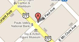 Royal Theatre 119 E. Paul Ave. Pauls Valley, OK 73075