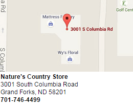 3001 South Columbia Road Grand Forks, ND 58201  2nd phone: 701-746-4499