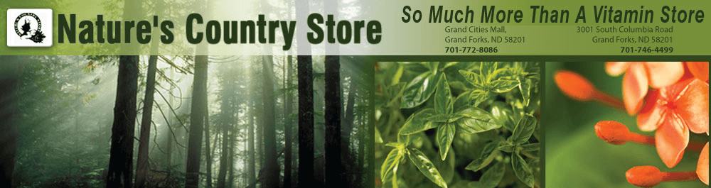 Health And Diet Food Products - Grand Forks, ND - Nature's Country Store