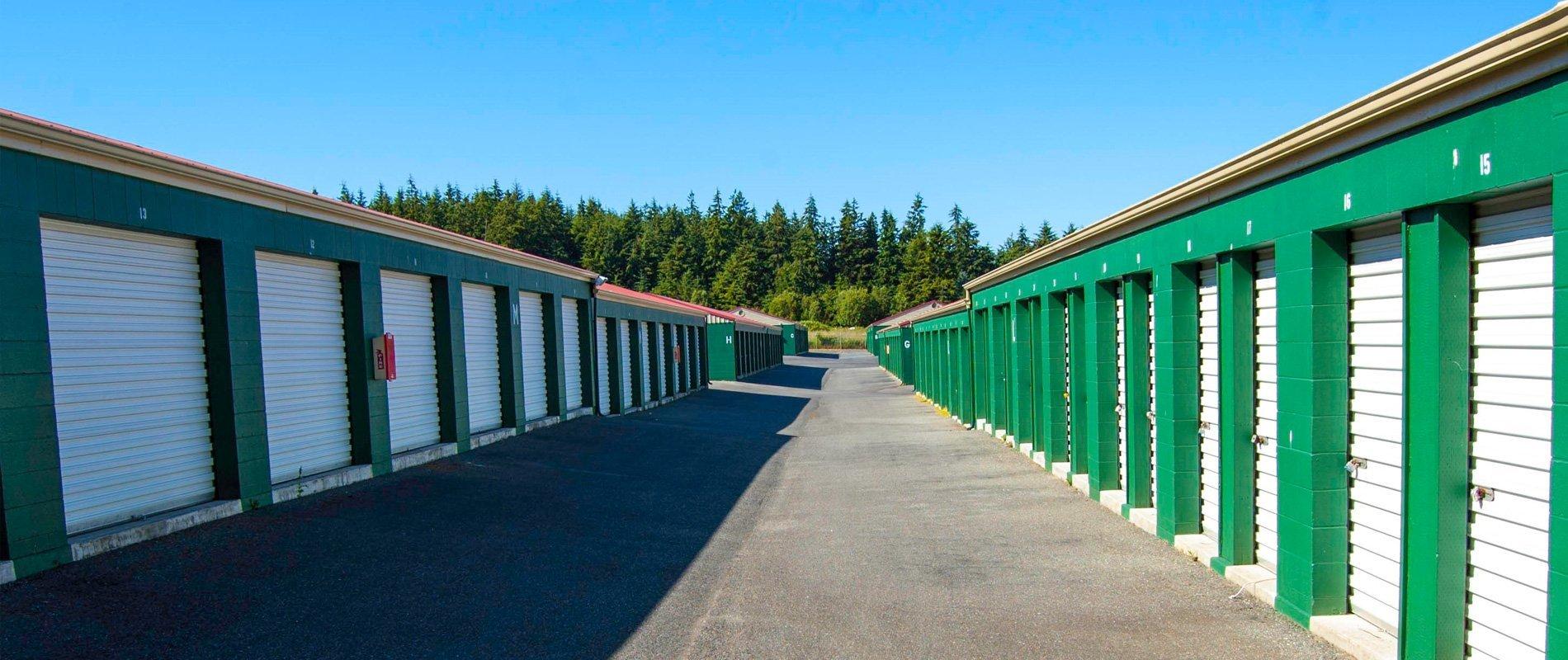 Slide title & WalMarc Mini-Storage | Storage Services | Oak Harbor WA