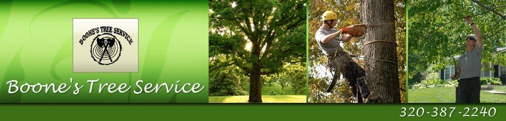 Tree & Stump Service St. Cloud, MN - Boone's Tree Service 320-387-2240