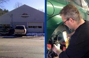 PPG certified paint staff   Marshfield, MA   Price Automotive   781-834-5400
