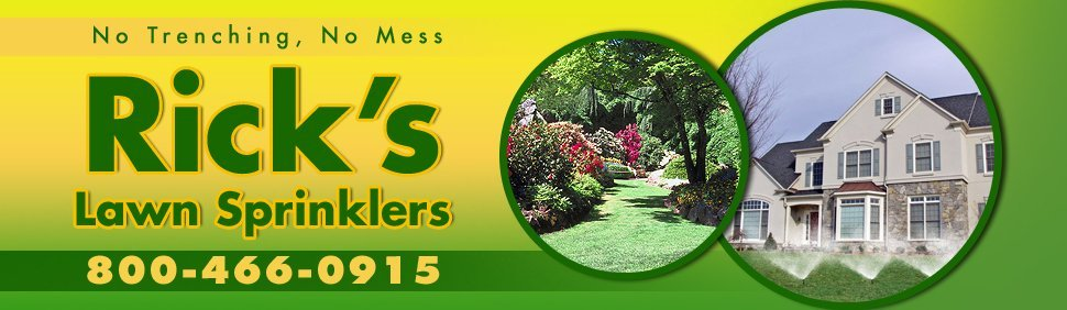 Commercial and Residential Sprinkler Systems - Altus, OK - Rick's Lawn Sprinklers