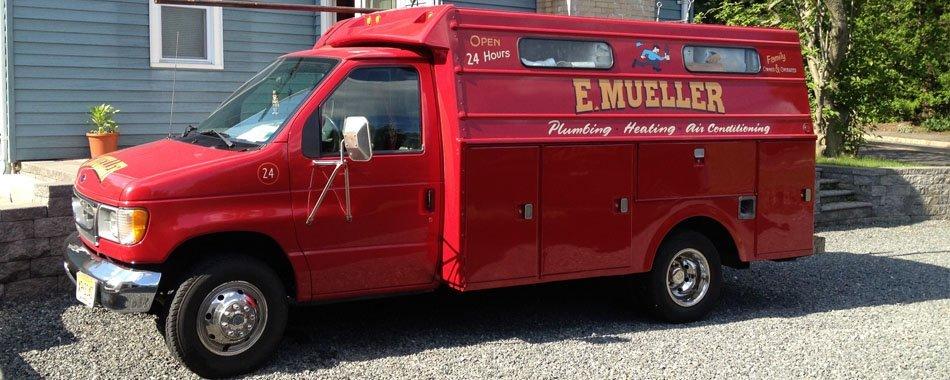 Plumbing | Warren, NJ | E. Mueller Plumbing & Heating | 732-766-0536