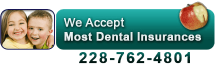 Family Cosmetic Dentistry - Pascagoula, MS - Brendon W. Berg, DDS - pediatric dentist - We Accept All Dental Insurances 228-762-4801