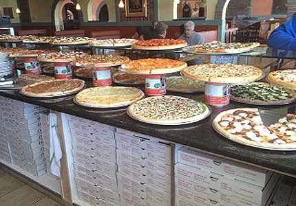 Catering - Boonton,  NJ    - Delizia Pizza Kitchen
