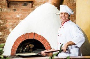 Pizza - Boonton,  NJ    - Delizia Pizza Kitchen