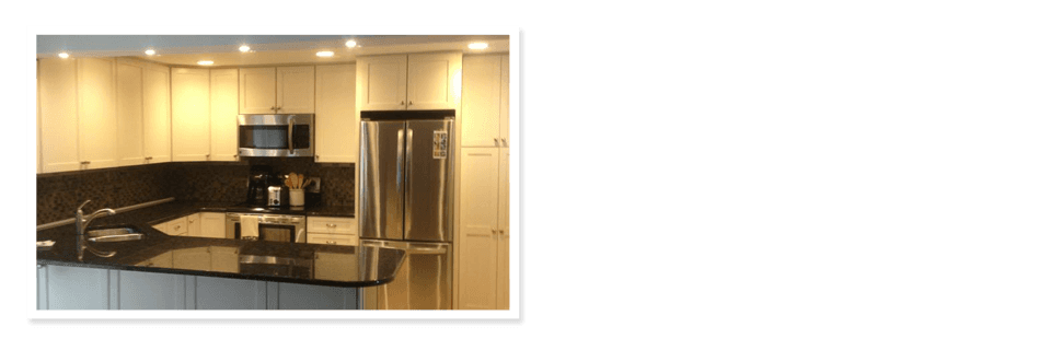 Kitchen remodeling by dimensional construction inc
