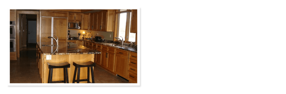Kitchen work by dimensional construction inc