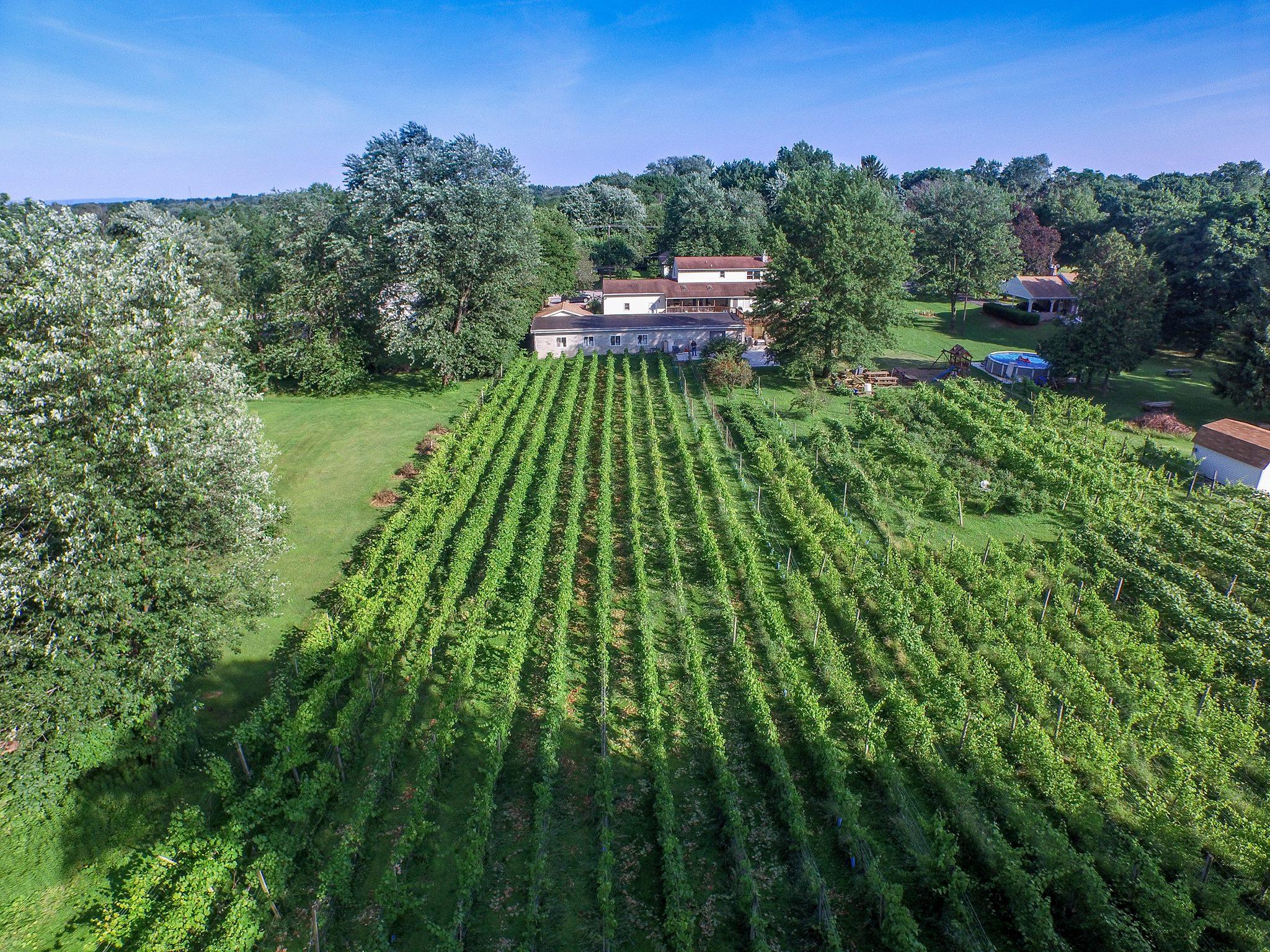 West Hanover Winery farm