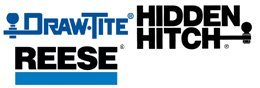 Draw-Tite, Hidden Hitch and Reese logo
