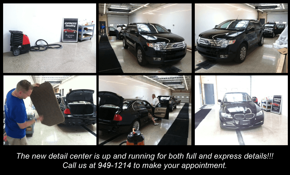 Car upholstery cleaning    Grand Rapids, MI   Breton Auto Wash   616-949-1214