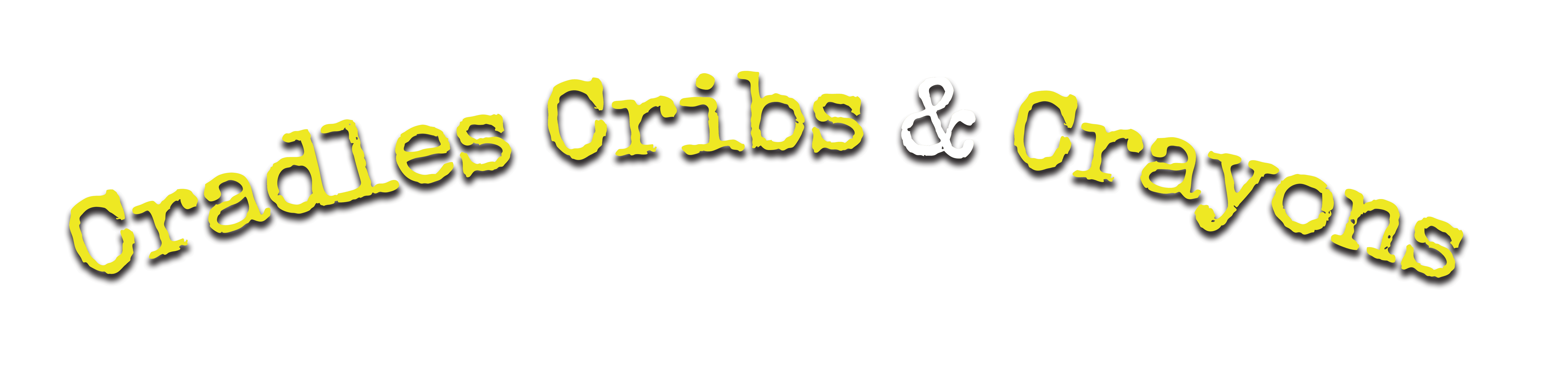 Cradles Cribs & Crayons - Logo