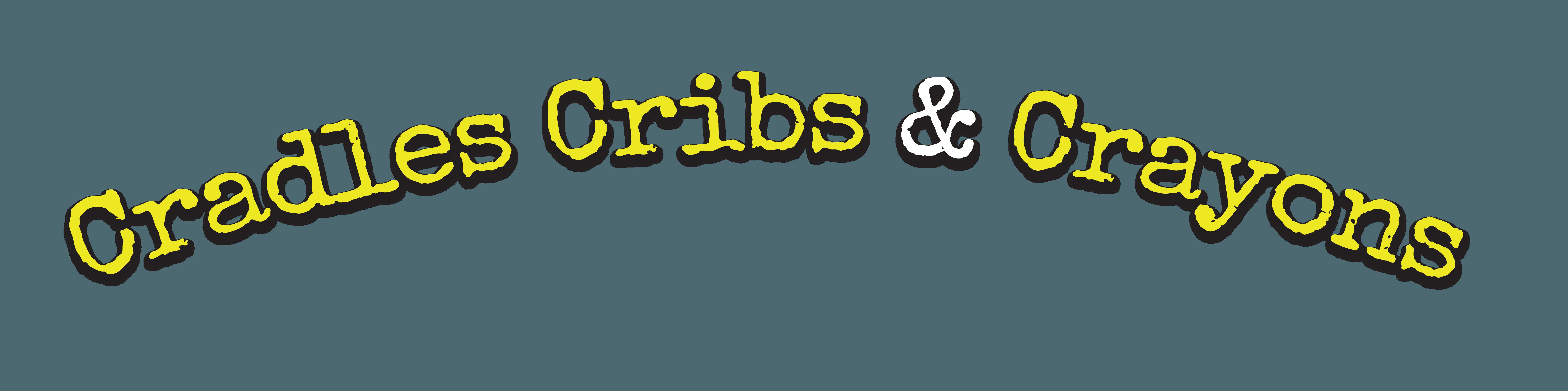 Cradles Cribs & Crayons - Logo
