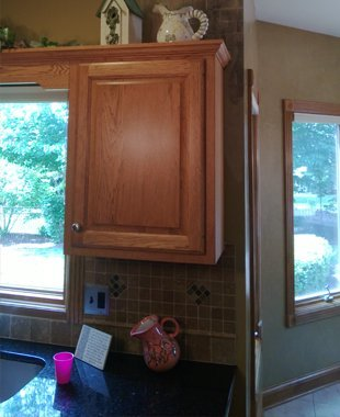 Faux finishes | Fort Wayne, IN | Krystal Klear Decorating | 260-750-0562