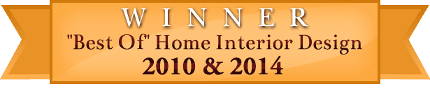 Winner Best Of Home Interior Design 2010-2014