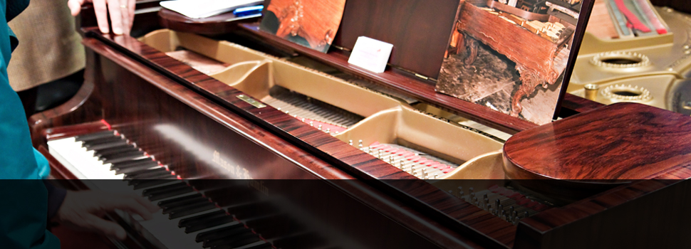 Piano rebuilding