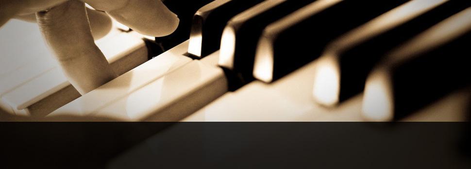 Tuning a piano