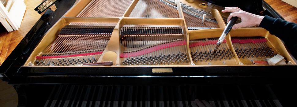 Piano repairing