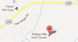 Rolling Hills Golf Course 1092 Route 208 Pulaski, PA